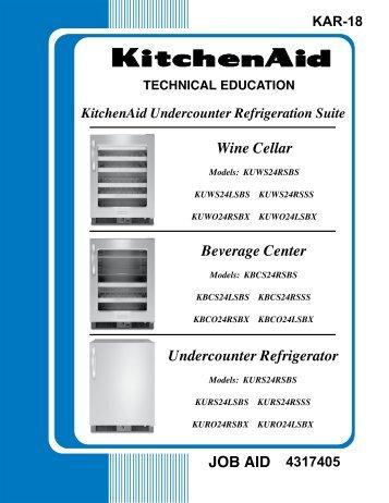 Kitchen Aid Model Kfm