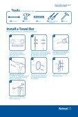 Install a Towel Bar - Walmart - Page 2
