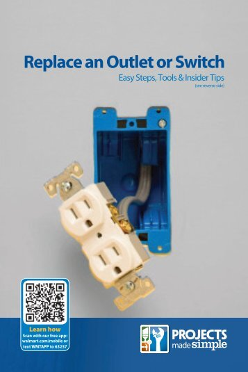 Replace an Outlet or Switch - Walmart