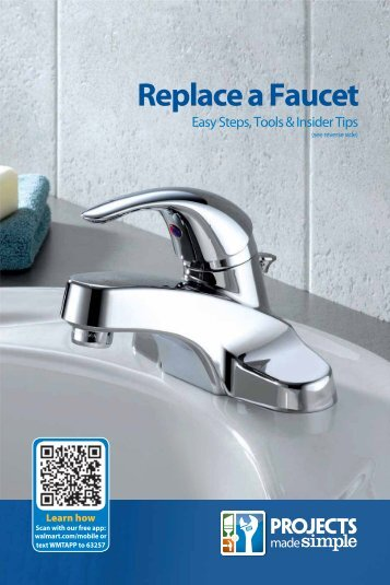 Replace a Faucet - Walmart