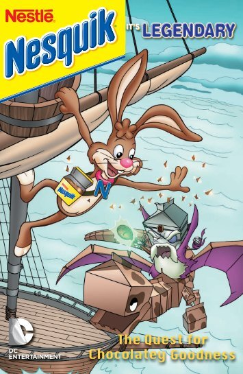 NESQUIK IT'S LEGENDARY: The Quest for Chocolatey ... - Walmart