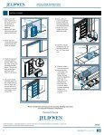 INSTALLATION INSTRUCTIONS for Wood Pocket Door Frames ... - Page 2