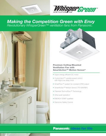 Making the Competition Green with Envy