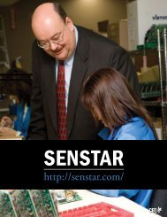 Canadian Business Journal – Senstar Corporation