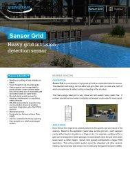 Sensor Grid – English - Senstar