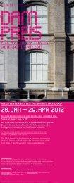 28. JAN — 29. APR 2012 - RWTH Aachen