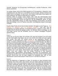 Jurybericht EAP 2007 - RWTH Aachen