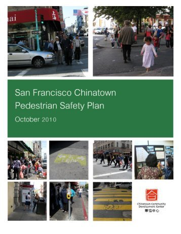 Chinatown Pedestrian Safety Plan PDF - Deland Chan
