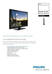 24HFL2808D/12 Philips Televisor LED profesional - sgfm.elcorteing...