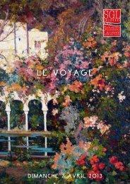 LE VOYAGE - Ventes aux enchères à Saint-Germain-en-Laye