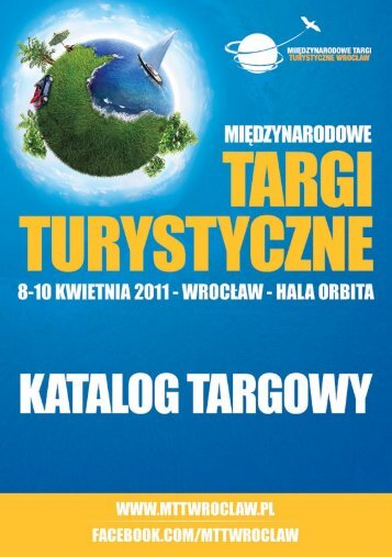 Catalogue 2011 - International Tourism Trade Show - Wroclaw 2010