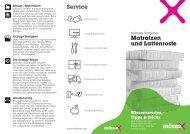 V.p.o.1.d.h. Ratgeber Matratzen A4