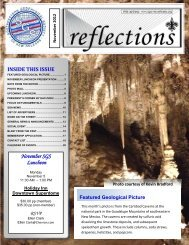 November 2012 - The Southeastern Geophysical Society