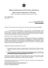 Circ. n. 495 - CUB Piemonte