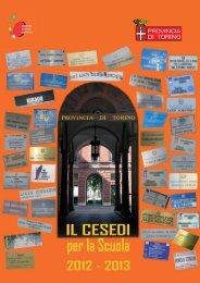 CESEDI_catalogo_2012_2013 - Progetto ICT2 - Siti web cooperativi ...