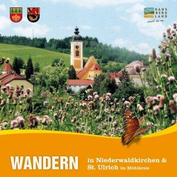 Wandern - Gemeinde Niederwaldkirchen