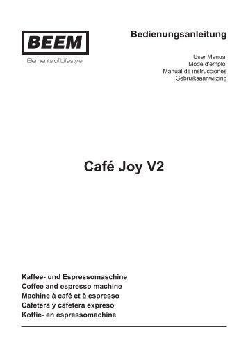 Café Joy V2 - Beem