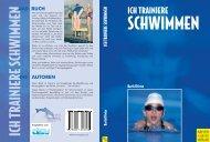 Ich trainiere Schwimmen Satz