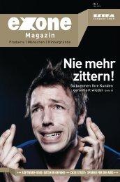 Nie mehr zittern! - EXTRA Computer GmbH