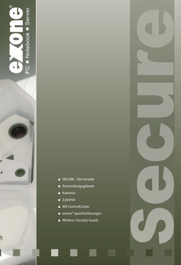 SECURE - EXTRA Computer GmbH