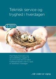 Teknisk service og tryghed i hverdagen - Mediq Danmark A/S