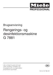 Brugsanvisning - Dental Power ApS