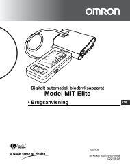 HEM-7300-WE_da (minor).fm - Mediq Danmark A/S