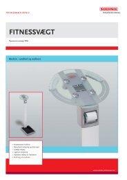 Soehnle Fitnessvægt produktdatablad - Mediq Danmark A/S