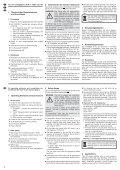 PA-STEREO-VERSTÄRKER - Monacor - Page 4