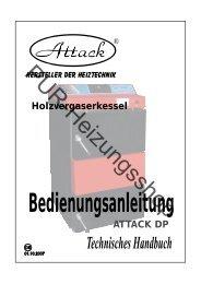 ATTACK DP - PUR-Heizungsshop