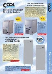 das coole Programm für kühle Rechner | COOL eine ... - NordCap