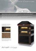NordCook Pizzaöfen by Moretti Forni - Elektromodelle der serieP ... - Page 4