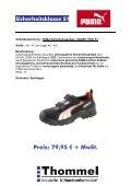 Lagersortiment Sicherheitsschuhe - Thommel I & H GmbH - Page 6