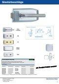 Glastürbeschläge - Thommel I & H GmbH - Page 2
