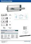 Glastürbeschläge - Thommel I & H GmbH - Page 4