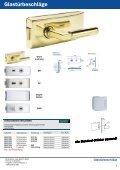 Glastürbeschläge - Thommel I & H GmbH - Page 5