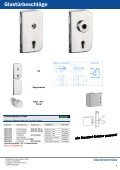 Glastürbeschläge - Thommel I & H GmbH - Page 6