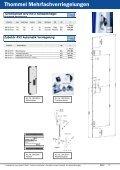 Winkhaus Mehrfachverriegelungen 2010 - Thommel I & H GmbH - Page 4