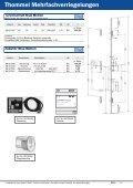 Winkhaus Mehrfachverriegelungen 2010 - Thommel I & H GmbH - Page 7