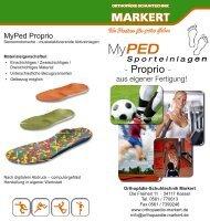 MyPed Proprio