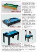 Der Profi für Billard und Snooker - Winsport - Seite 4