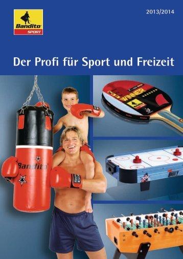 Der Profi für Sport und Freizeit