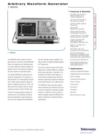 Agilent 33220a user Manual