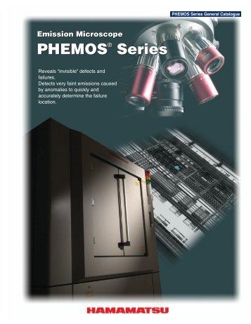 PHEMOS® Series PHEMOS® Series
