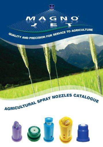 Spray Nozzle Selection Guide