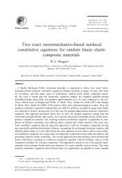 Two exact micromechanics-based nonlocal constitutive equations for