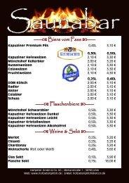 Download Speisekarte Saunabar - Aqualand