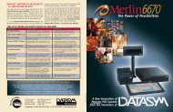 Merlin Brochure (PDF) - Cash Registers
