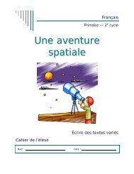 Une aventure spatiale - Six pieds sur Terre