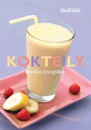 Kokteily - kniha receptov (pdf) - Oriflame